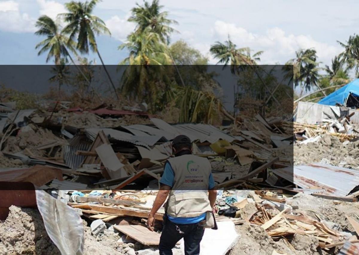 PALU EARTHQUAKE & TSUNAMI