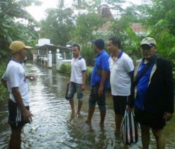 YAKKUM Emergency Unit | Banjir Purworejo 2014