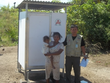 YAKKUM Emergency Unit | Gunung Rokatenda - Flores
