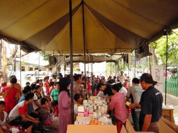 YAKKUM Emergency Unit | Banjir Jakarta 2013