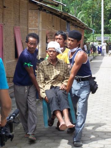 YAKKUM Emergency Unit | Merapi, Yogyakarta 2012