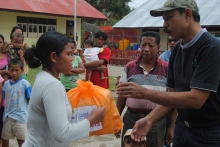YAKKUM Emergency Unit | Banjir Ambon 2012
