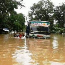 YAKKUM Emergency Unit | Banjir Purworejo 2014