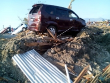 Sulawesi Tengah, Gempa tsunami 2018