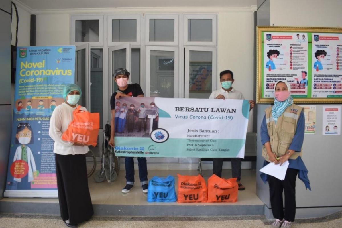 COVID-19 Response in Lombok Nusa Tenggara Barat