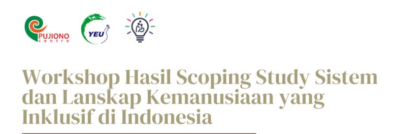Indonesia's Steps Toward Inclusive Humanitarian Preparedness and Response