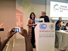 YEU Menjadi Pemenang Penghargaan Gender Just Climate Solution Award