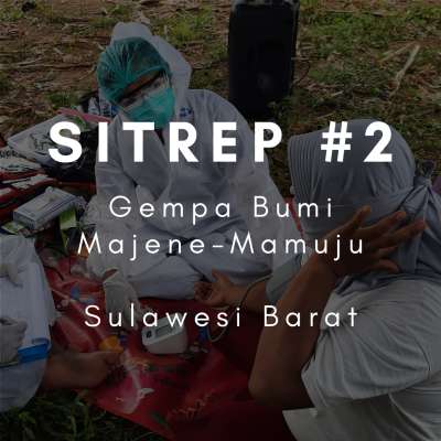 Situation Report #2 - West Sulawesi Earthquake